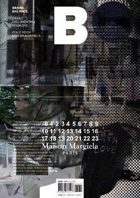 Magazine B - Martin Margiela