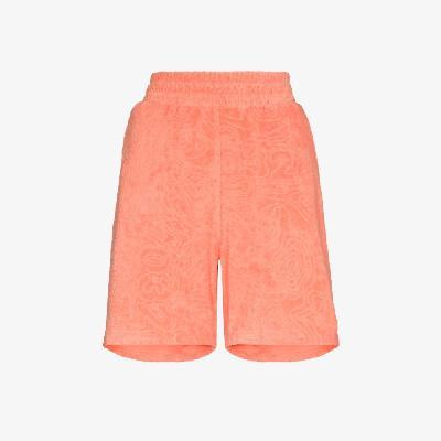 032c - Topos Terry Cotton Shorts