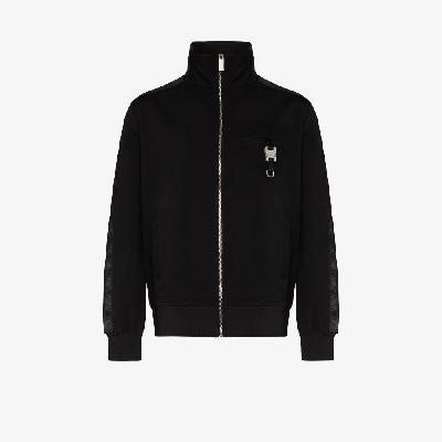 1017 ALYX 9SM - Buckle Zip-Up Sweatshirt