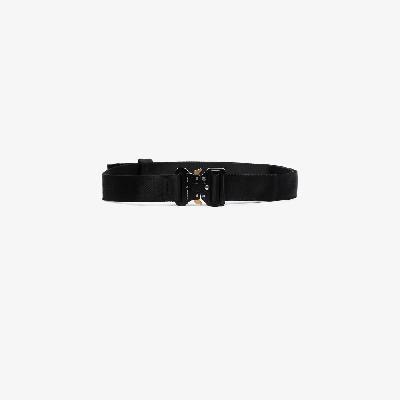 1017 ALYX 9SM - Black Classic Rollercoaster Belt