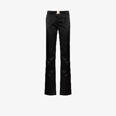 1017 ALYX 9SM - Buckled Straight Leg Trousers