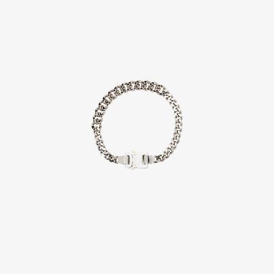 1017 ALYX 9SM - Silver Tone Hero 4X Chain Necklace