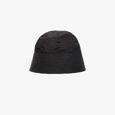 1017 ALYX 9SM - Black Buckle Bucket Hat