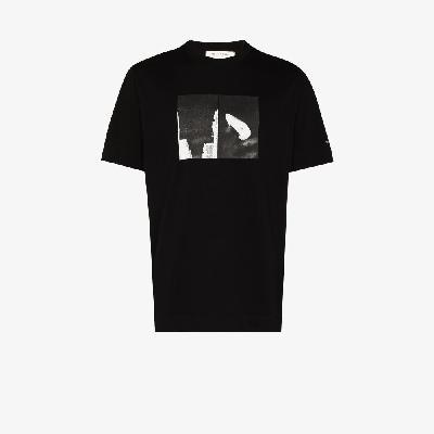 1017 ALYX 9SM - Double Print Cotton T-Shirt