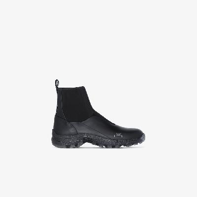 A-COLD-WALL* - Black NC.2 Ankle Boots