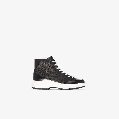 A-COLD-WALL* - Black Leather Ankle Boots