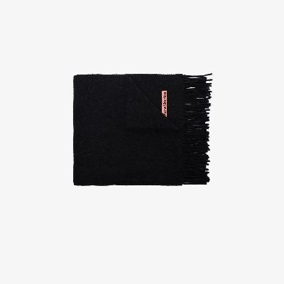 Acne Studios - Black Canada Wool Scarf