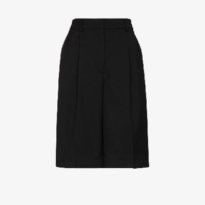 Acne Studios - Ruthie Tailored Knee-Length Shorts