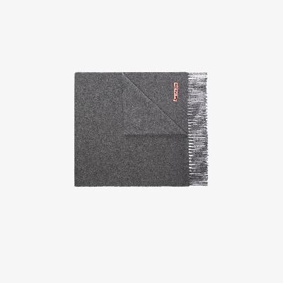 Acne Studios - Grey Canada Cashmere Scarf
