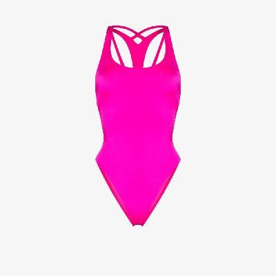 Agent Provocateur - Keia Cutout Swimsuit