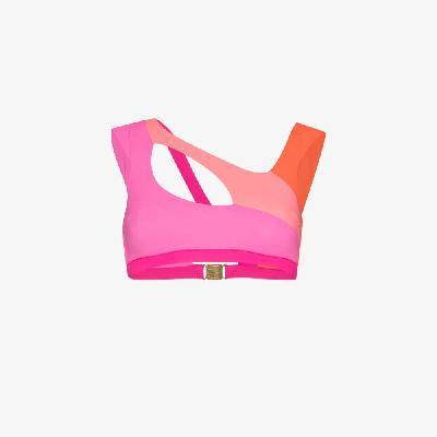 Agent Provocateur - Izaro Cutout Bikini Top