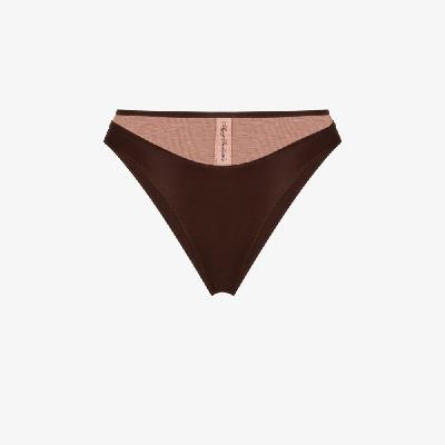 Agent Provocateur - Lucky Panelled Briefs