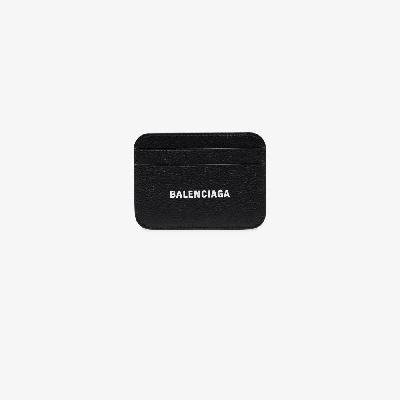Balenciaga - Black Everyday Leather Card Holder