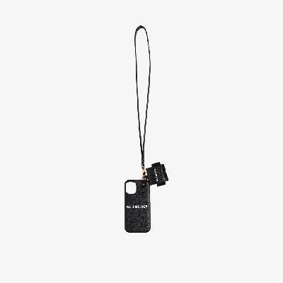 Balenciaga - Black IPhone 12 AirPods Case
