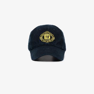 Balenciaga - Blue Quest Baseball Cap
