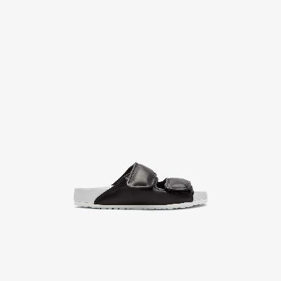 Birkenstock - X CSM Black Cosy Padded Sandals