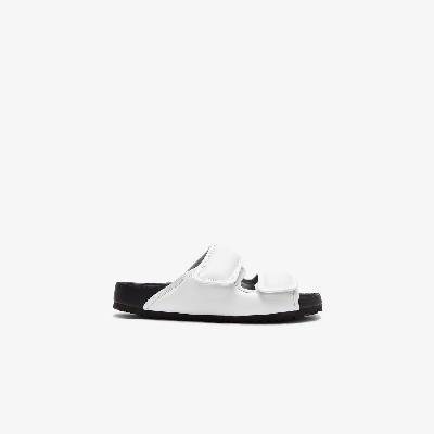 Birkenstock - X CSM White Cosy Padded Sandals