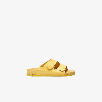 Birkenstock - X Toogood Yellow Forager Sandals