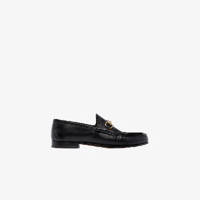 Gucci - Black 1953 Horsebit Leather Loafers