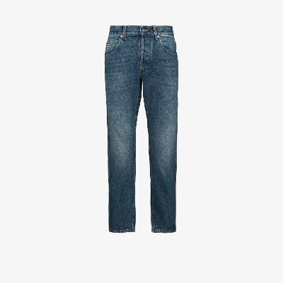 Gucci - Cropped Straight Leg Jeans
