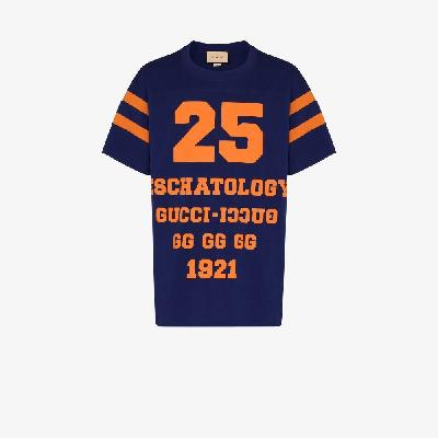 Gucci - Logo Script Print T-Shirt
