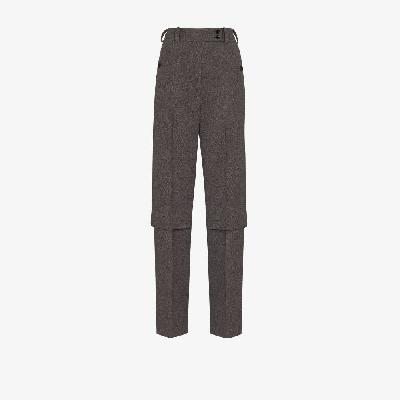 Lemaire - Double Layer Oversized Trousers