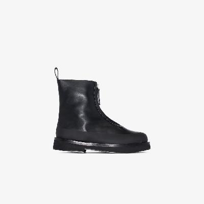 NEOUS - Malmok Leather Ankle Boots