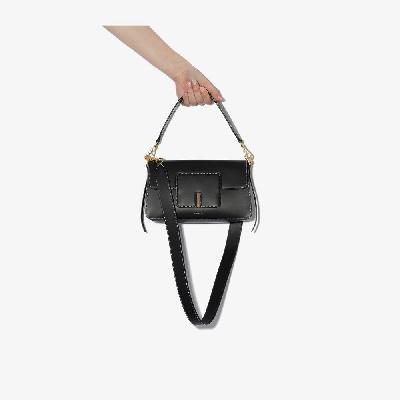 Wandler - Black Georgia Leather Shoulder Bag