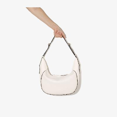 Wandler - Neutral Carly Mini Leather Shoulder Bag