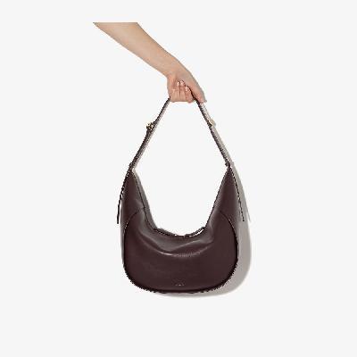 Wandler - Purple Georgia Leather Shoulder Bag