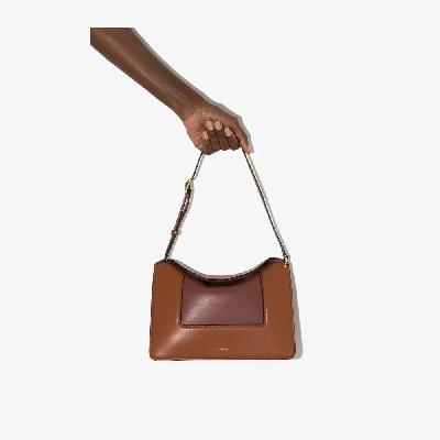 Wandler - Brown Penelope Leather Shoulder Bag