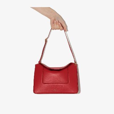 Wandler - Red Penelope Leather Shoulder Bag
