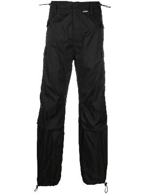 032c textured cargo trousers