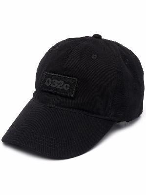 032c logo-patch cotton baseball cap