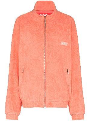 032c Système de la Mode Topos bomber jacket