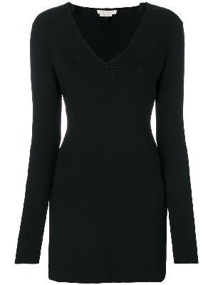 1017 ALYX 9SM v-neck fitted dress