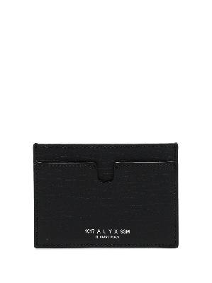 1017 ALYX 9SM Ryan textured cardholder