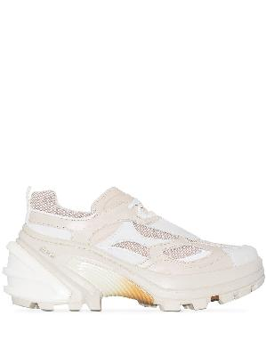 1017 ALYX 9SM two-tone low-top sneakers