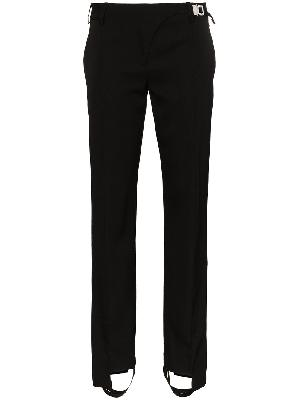 1017 ALYX 9SM stirrup slim-leg trousers