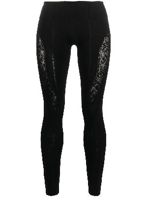 1017 ALYX 9SM contrast skinny-fit leggings
