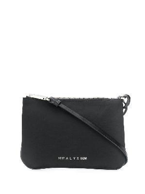 1017 ALYX 9SM logo plaque shoulder bag