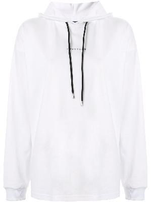 1017 ALYX 9SM drawstring logo hoodie