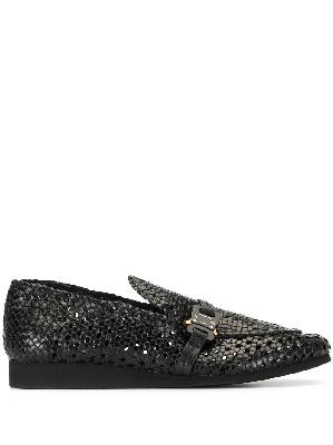 1017 ALYX 9SM textured loafers