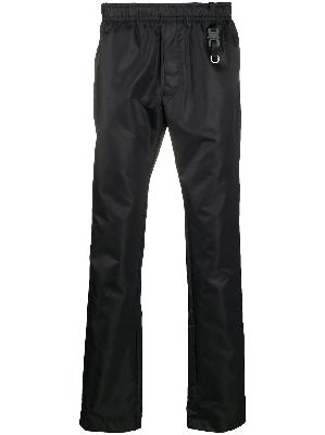 1017 ALYX 9SM elasticated waist slim-fit trousers