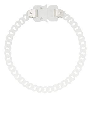 1017 ALYX 9SM chain-link acrylic necklace
