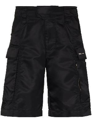 1017 ALYX 9SM Tactical knee-length cargo shorts