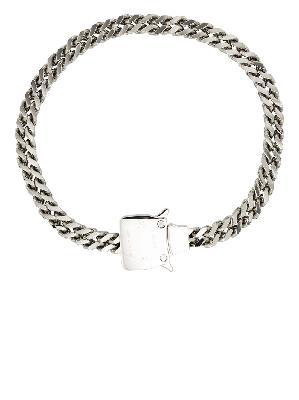 1017 ALYX 9SM Cubix chain link choker necklace