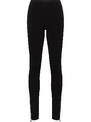 1017 ALYX 9SM mid-rise zip-ankle leggings