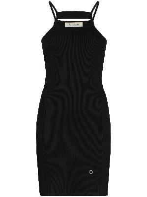 1017 ALYX 9SM cut-out sleeveless mini dress