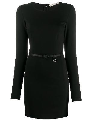 1017 ALYX 9SM belted mini dress